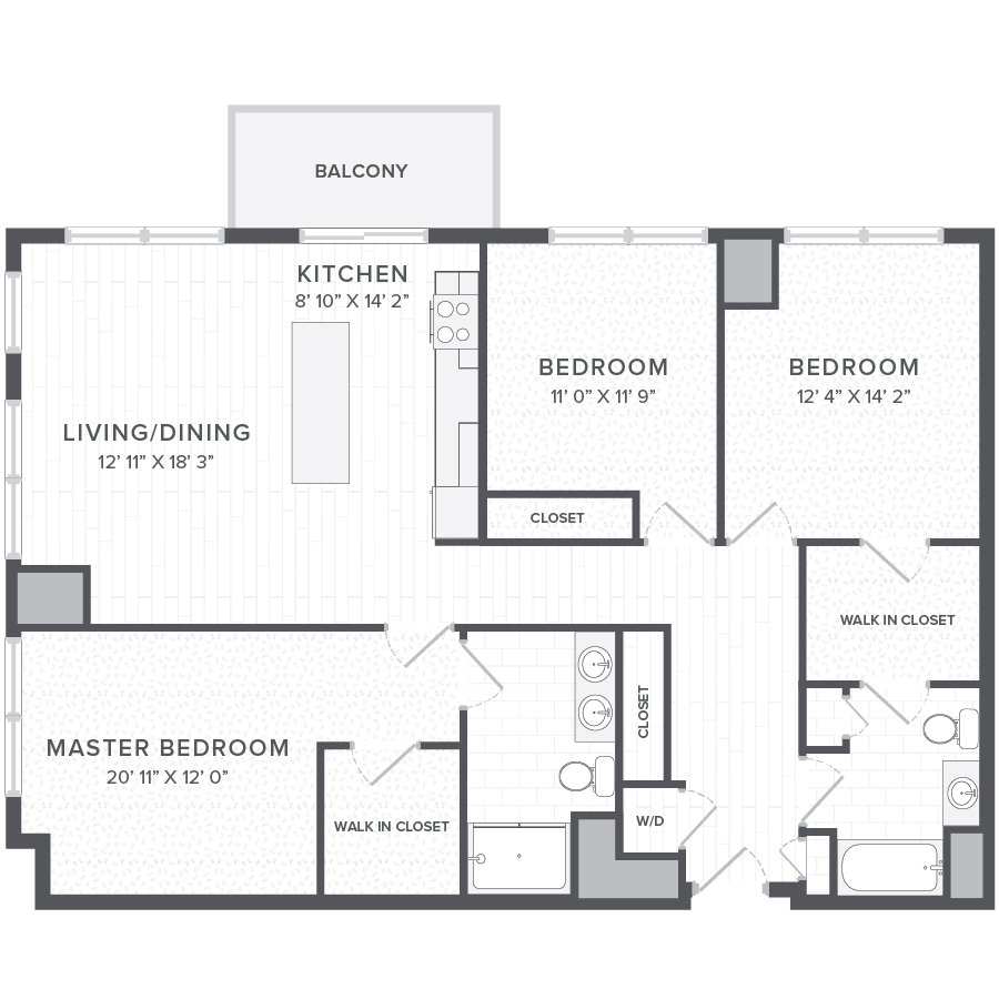 Rent 3 Bedroom Apartments